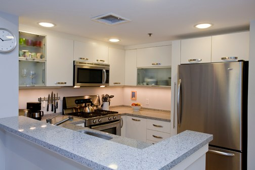 369 Franklin St Cambridge kitchen | Centers And Squares