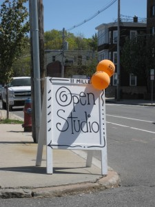 Open Studios in Somerville MA
