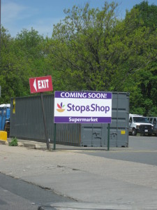 Stop and Shop Coming to Route 16