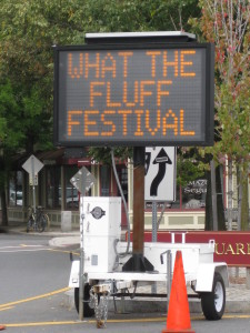 Fluff Festival in Somerville on Saturday