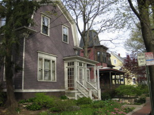 Orchard Street tour of historic houses