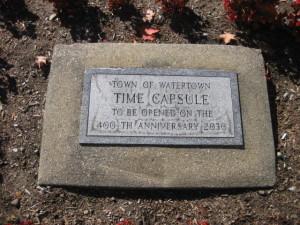 Watertown time capsule